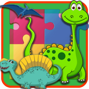 Dinosaur World – Puzzle Games