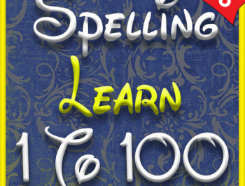 Pro 1 to 100 Numbers – Kids Spelling Learning Game
