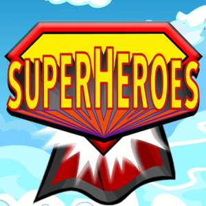 World of Super Heroes