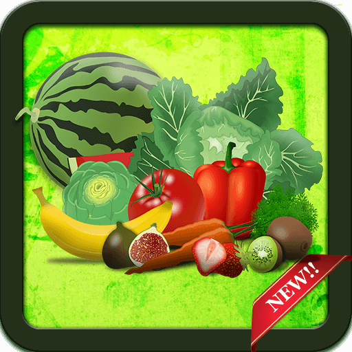 Spelling Game – Fruit Vegetable Spelling learning