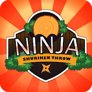 Ninja Games – Ninja Shuriken Throw